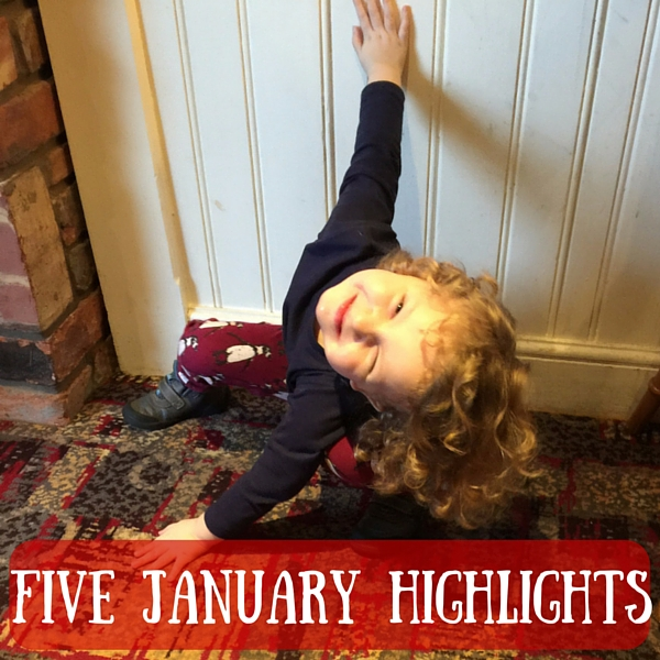 Five january highlights