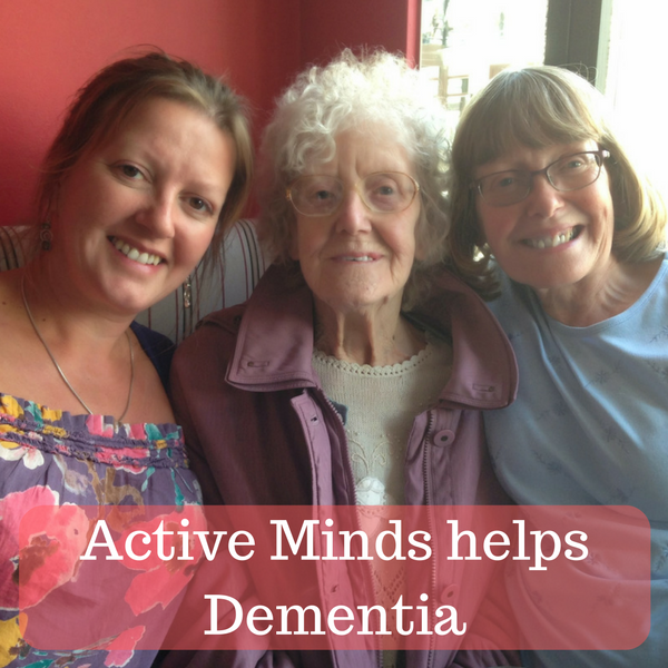 Active Minds helps Dementia