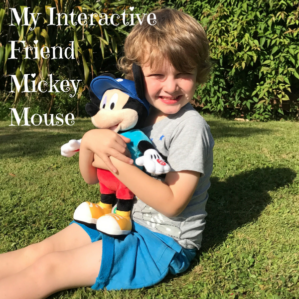 My Interactive Friend Mickey Mouse