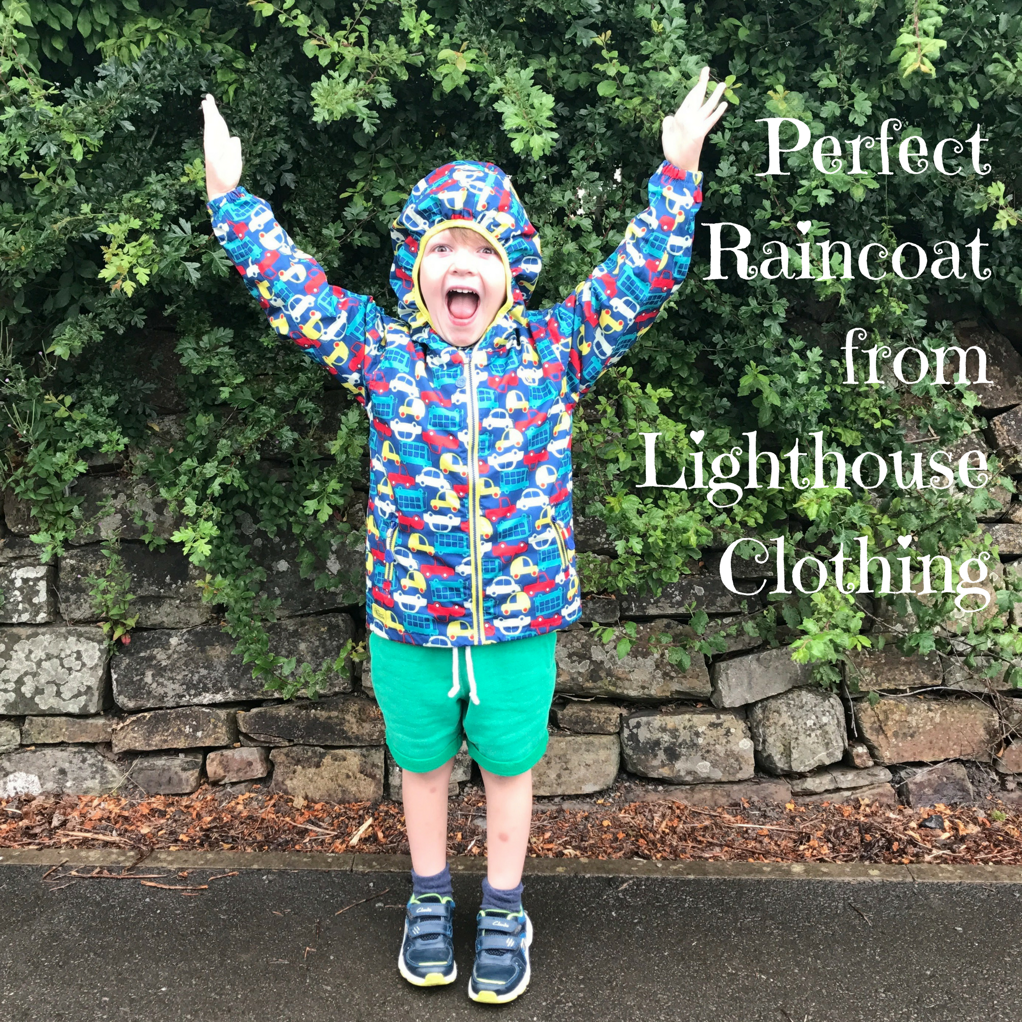 Perfect Raincoat from Lighthouse Clothing