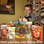 Start your day with Ready Brek