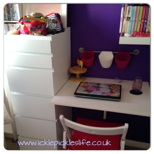 Girly Bedroom Furniture Uk: Ickle Pickles Life And Travels