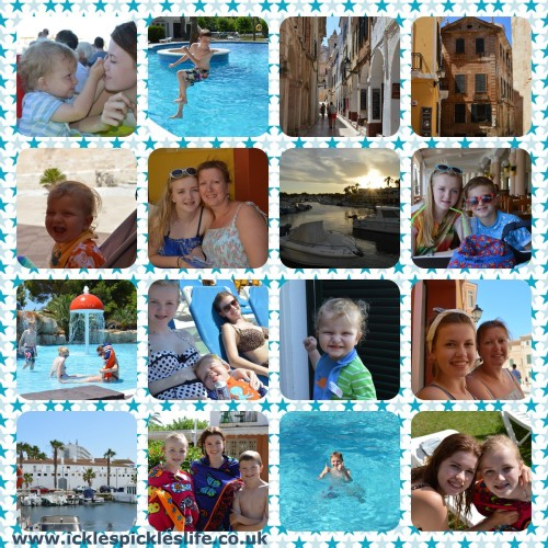 menorca big collage