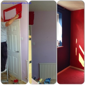 kids new bedroom
