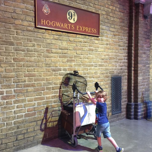 So many ooooooh and wow! Moments yesterday wbtourlondon We hadhellip