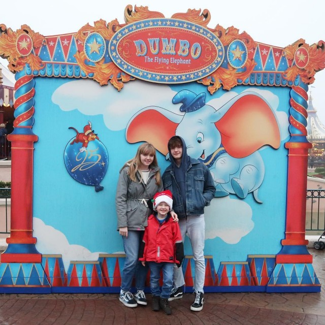 Another disneylandparis pic from December  My post with allhellip