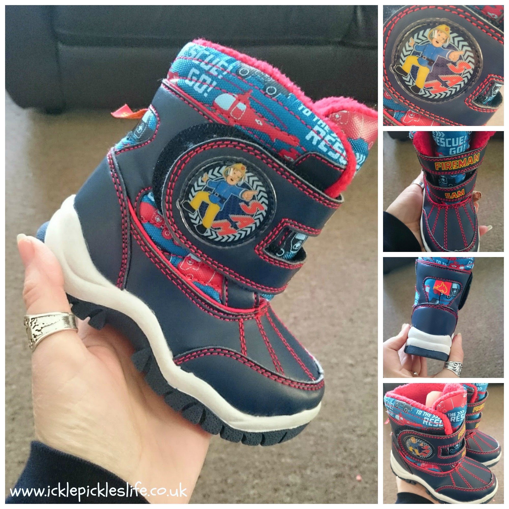 Shoezone for Winter Ickle Pickles Life and Travels