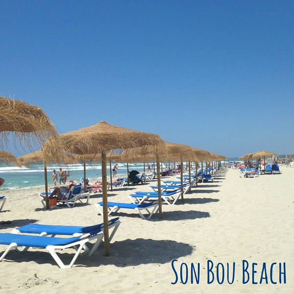 Son Bou Beach