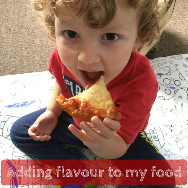 adding flavour to your tots food