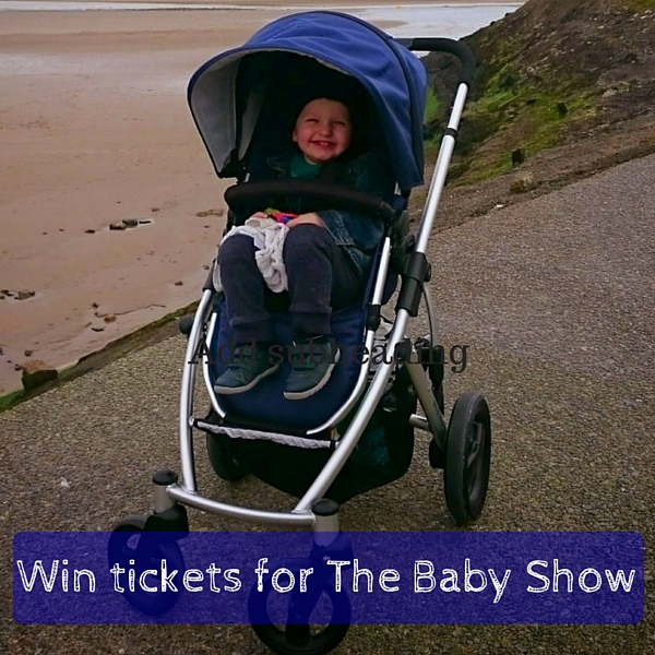 win tickets for the baby show