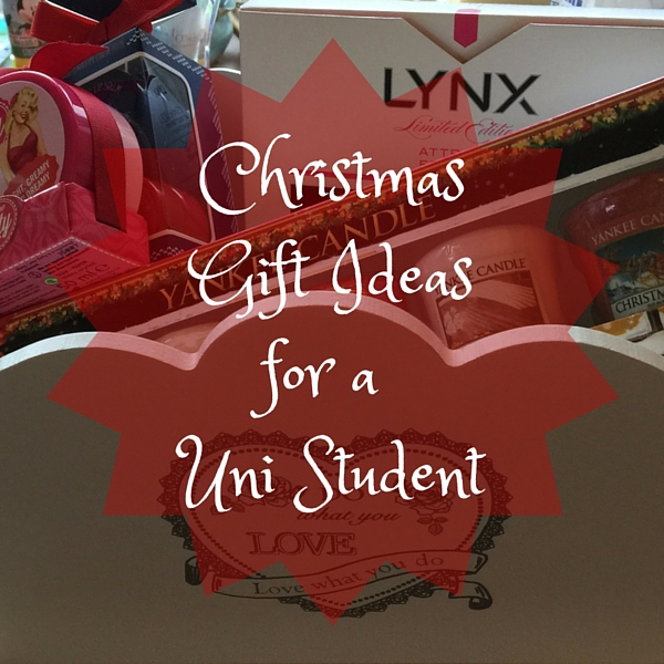 Christmas Gift Ideas for a Uni Student