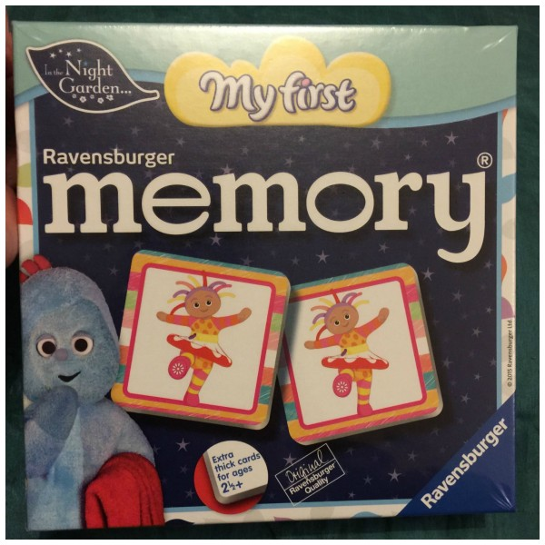 my first memory game
