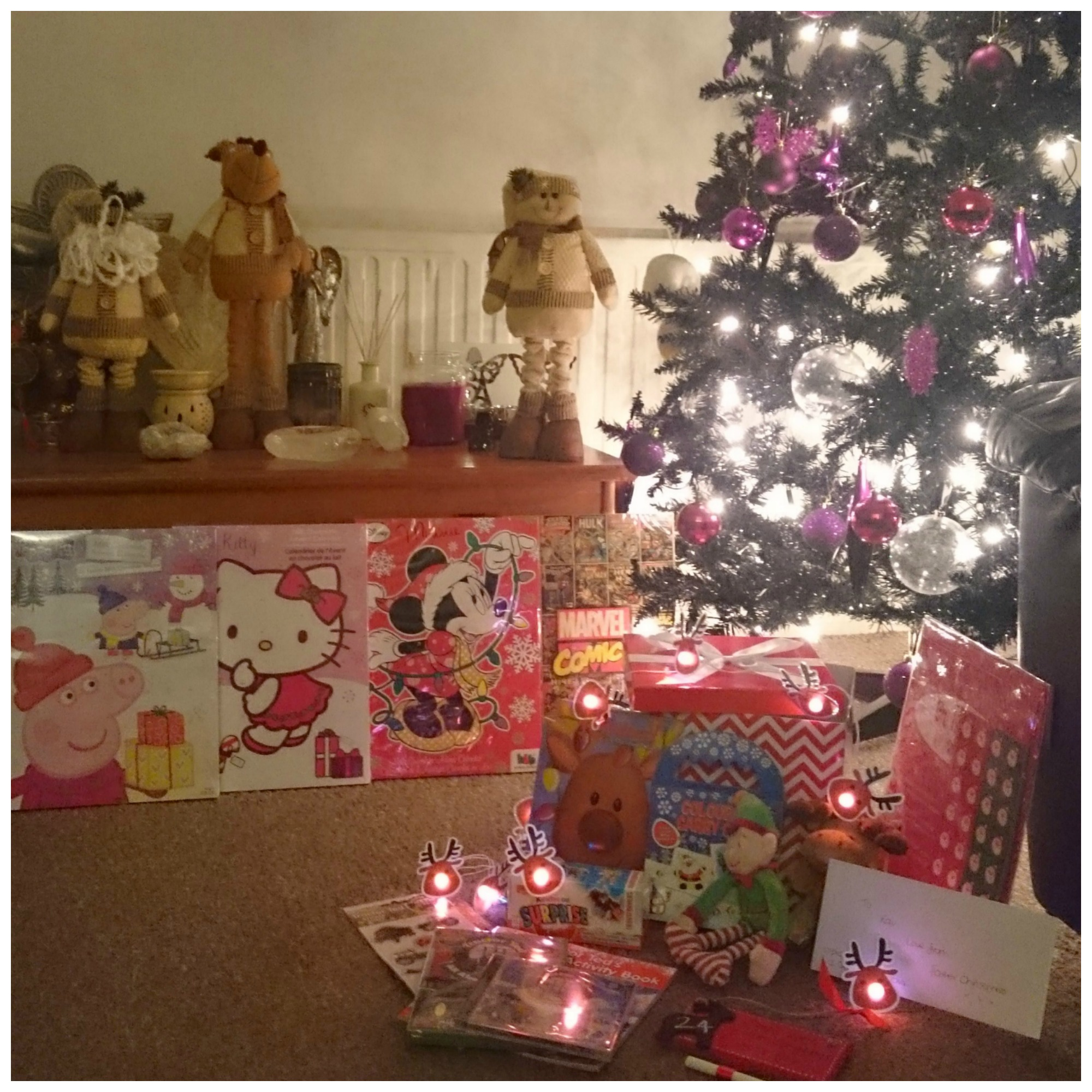 Ready for Christmas - NOT! - Ickle Pickles Life and Travels