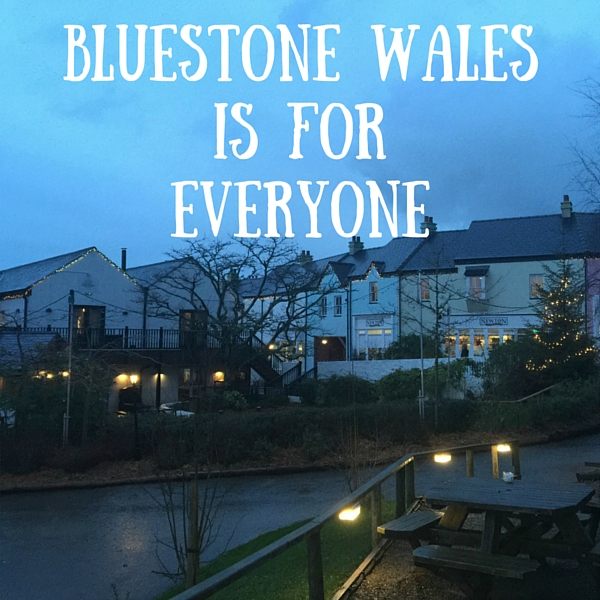 Bluestone Wales is for Everyone