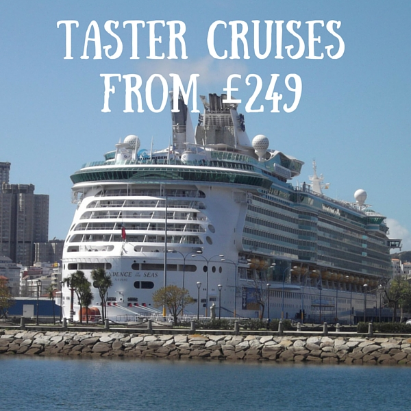 Taster Cruises from £249