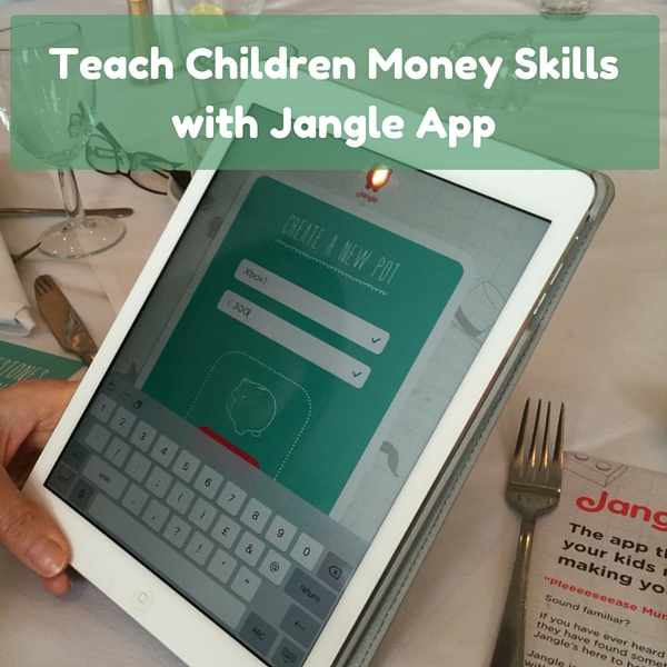 Teach Children Money Skills with Jangle App