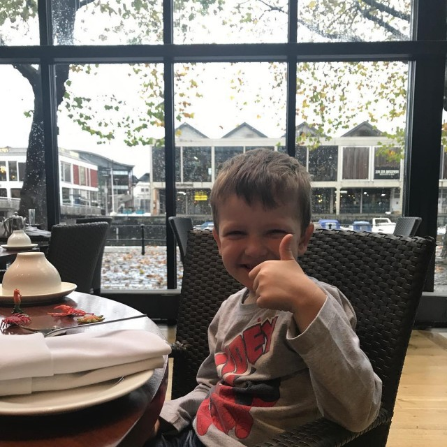 Pickle gave thebristolhotel the thumbs up last weekend This ishellip