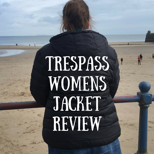 trespass womens jacket