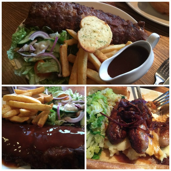 try brewers fayre for half term 5