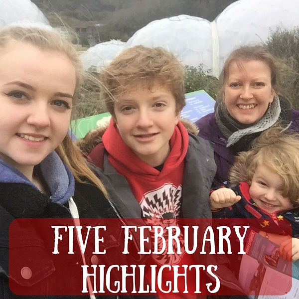 five february highlights