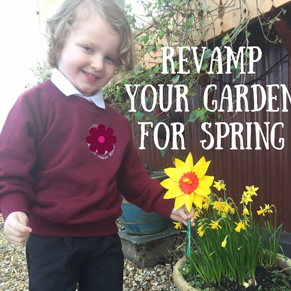 revamp your garden for spring