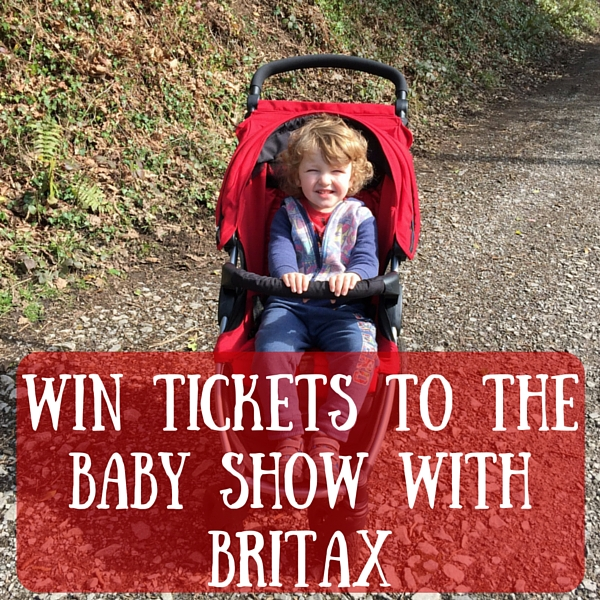 Win Tickets to The Baby Show with Britax