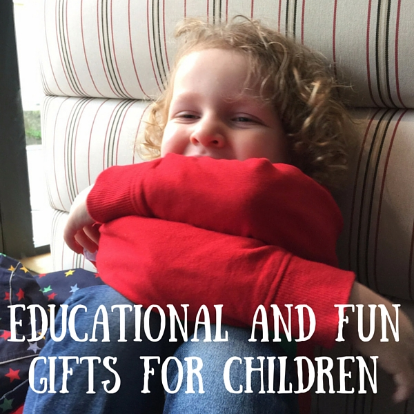 educational and fun gifts for children