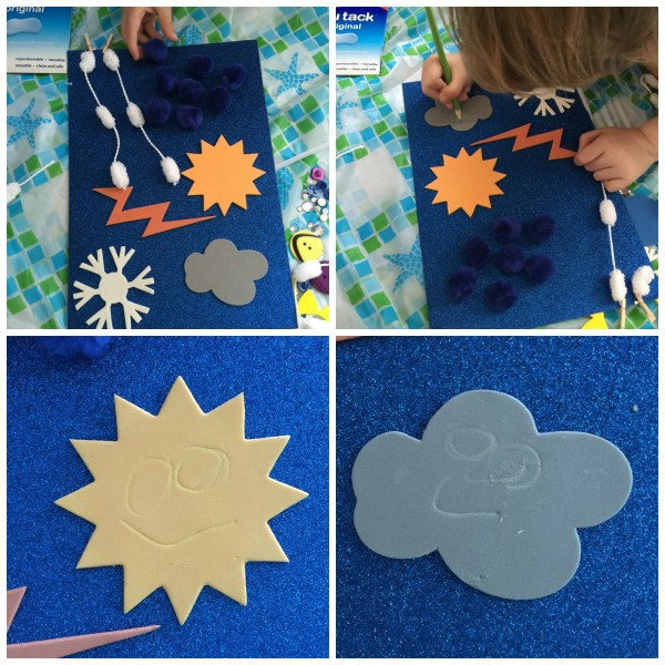 Weather themed crafts 4