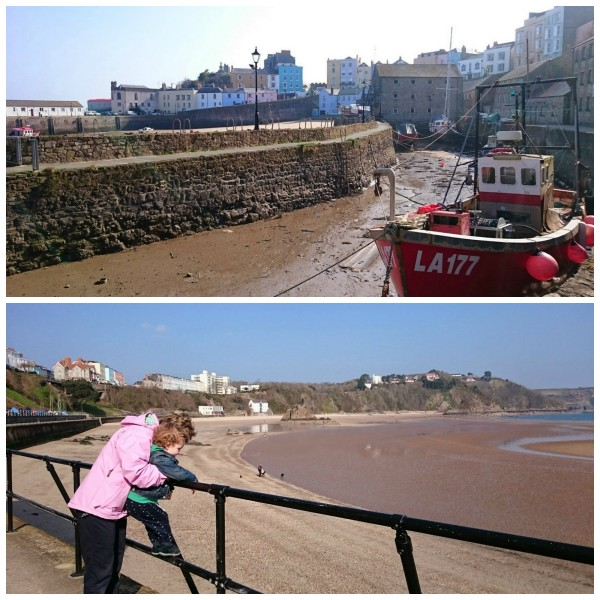a day trip to tenby