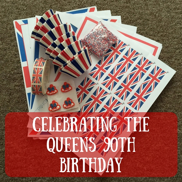 celebrating the queens 90th birthday