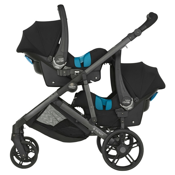 new britax pushchair
