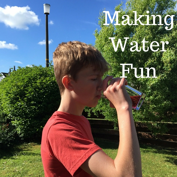 Making Water Fun