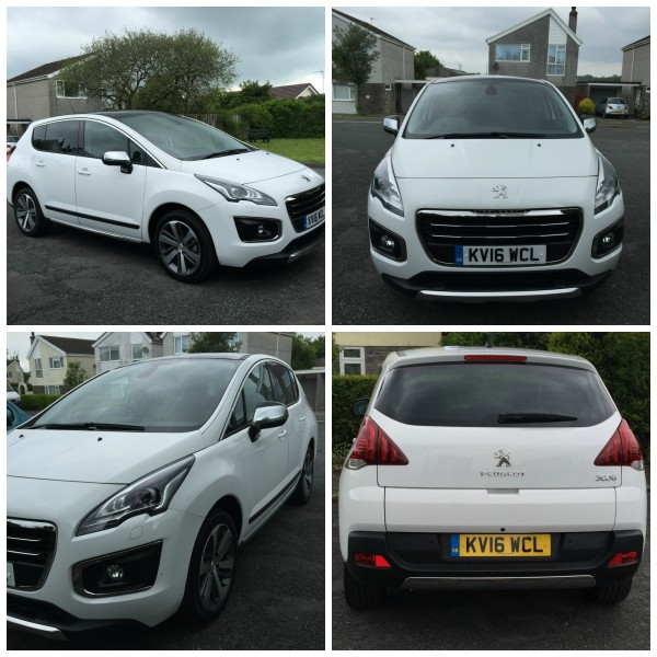 We love the Peugeot 3008 Allure