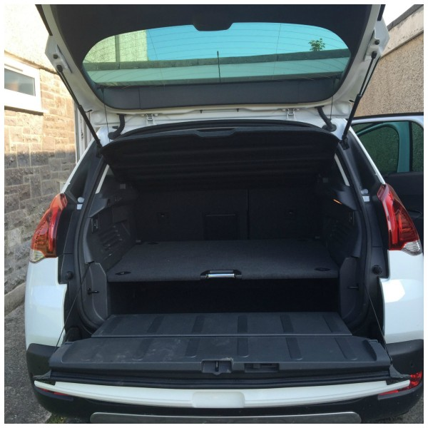 We love the Peugeot 3008 Allure 2