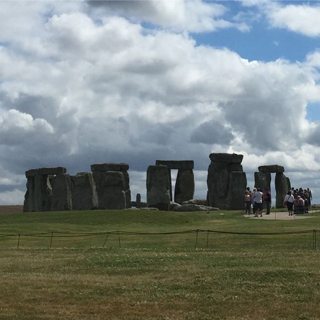 We found it! stonehenge Continue reading rarr