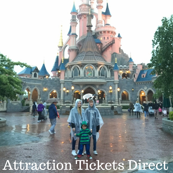 Attraction Tickets Direct Review