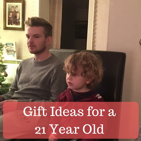 Gift Ideas for a 21 Year Old