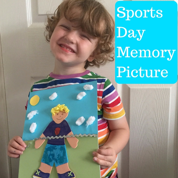 Sports Day Memory Picture