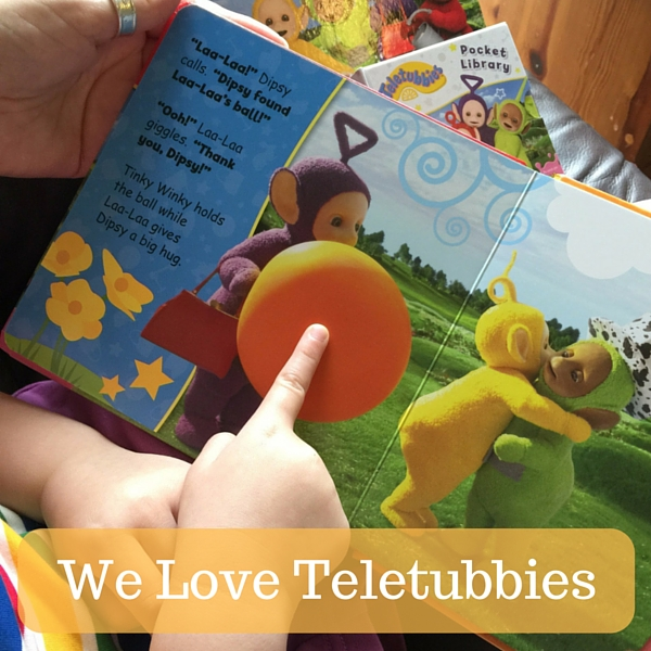 We Love Teletubbies
