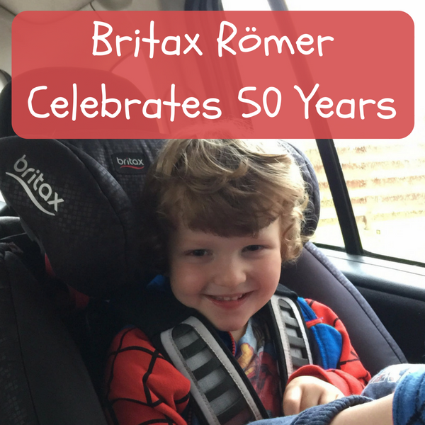 Britax Römer Celebrates 50 Years