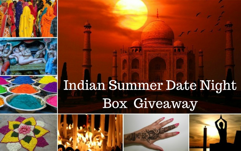 Indian Summer Date Night Box Giveaway