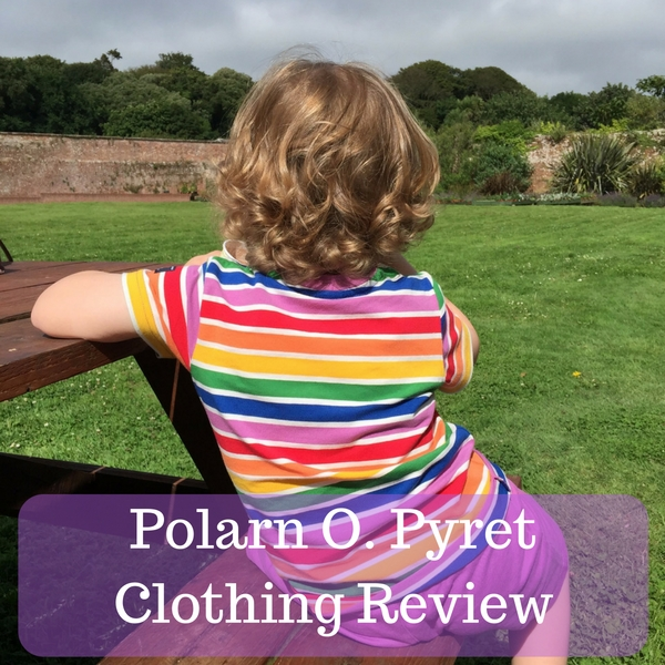 Polarn O. Pyret Clothing Review