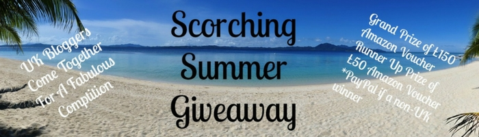 Scorching Summer Giveaway