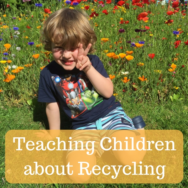 Teaching Children about Recycling