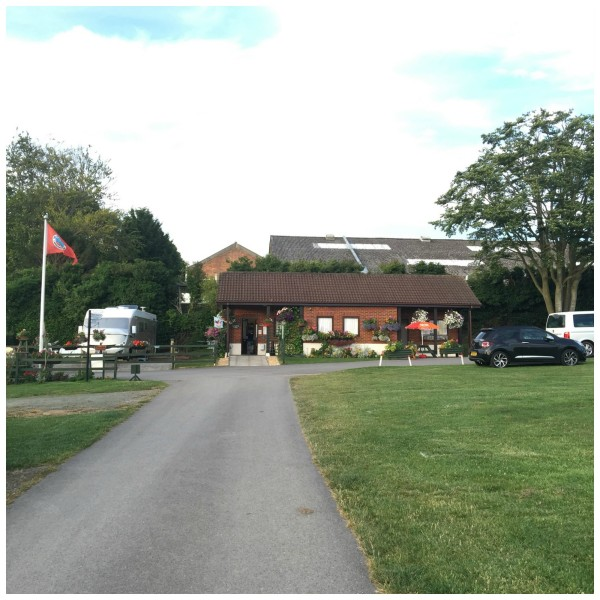 camping and caravanning club site salisbury