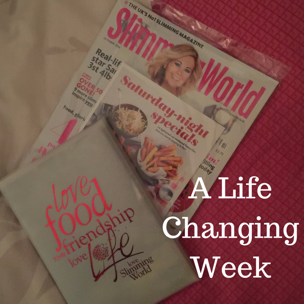 A Life Changing Week