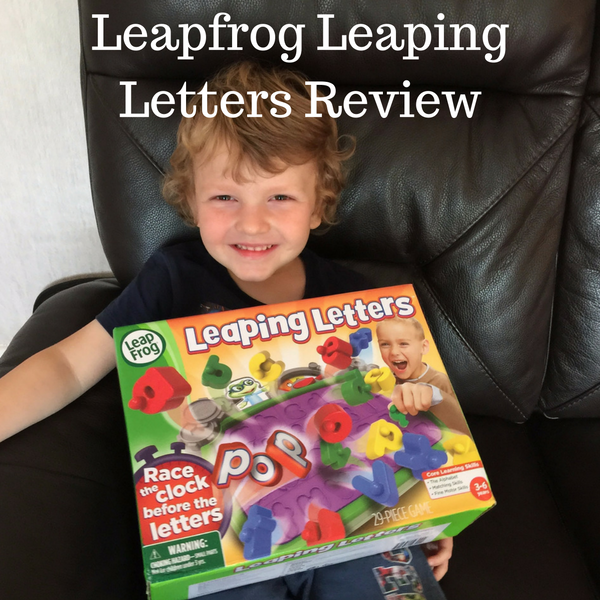 Leapfrog Leaping Letters Review