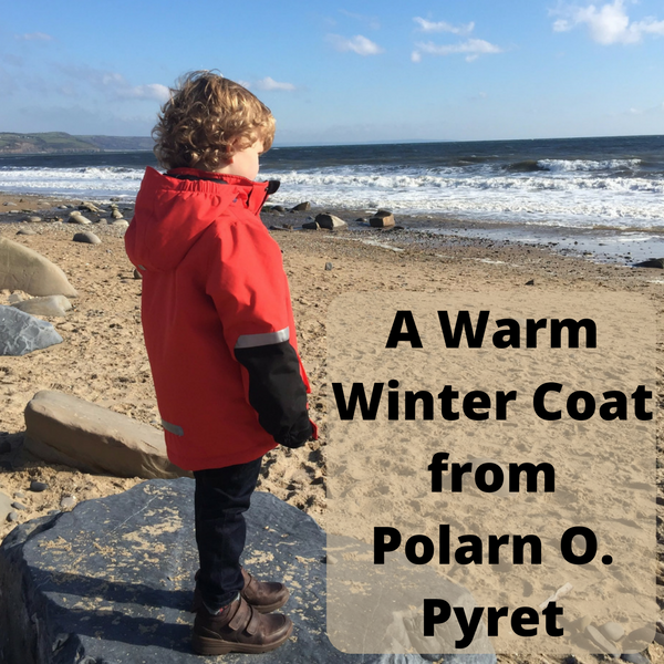 A Warm Winter Coat from Polarn O. Pyret