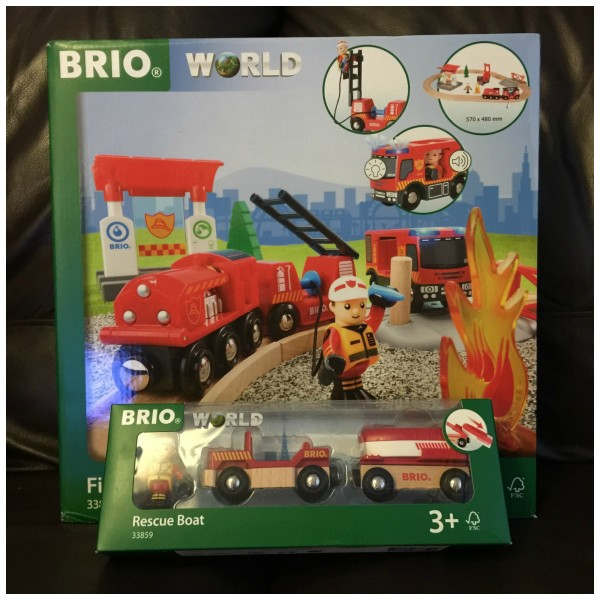Brio Rescue Range Review 2