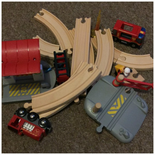 Brio Rescue Range Review 4